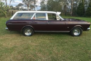 Ford Fairmont 1969 Wagon