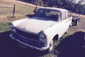 Austin A60 Sedan Lancefield Victoria in VIC Photo