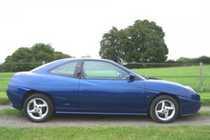 2000(X ) Fiat Coupe 2.0 20v. Absolutely exceptional one owner car,FSH.