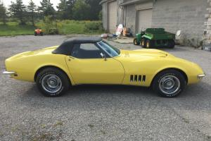 Chevrolet : Corvette converable