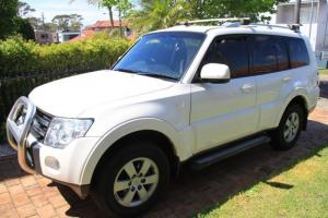 Mitsubishi Pajero Platinum Edition 2008 4D Wagon Automatic 3 2L Diesel in NSW