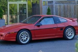 Pontiac : Fiero GT Coupe 2-Door