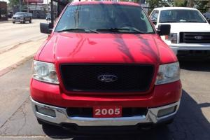 Ford : F-150 XLT Crew Cab Pickup 4-Door