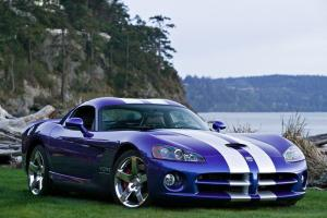 Dodge : Viper SRT-10 Coupe 2-Door
