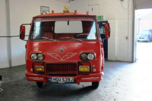 Fiat 625 Caroattrezzi recovery truck 1971 Fiat 500 Classic Commercial REDUCED!