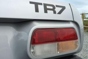Stunning Original Triumph TR7 with only 11,000 miles from new! Photo