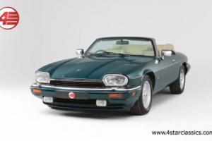 FOR SALE: Jaguar XJS 6.0 V12 Convertible