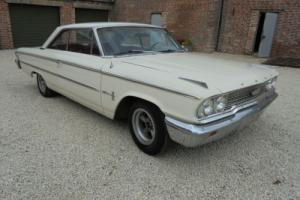 1963 Ford Galaxie 500 XL Fitted with tuned 428 FE Big block