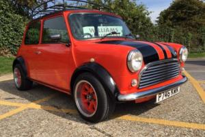 1996 Rover Mini 1275cc MPi. Awesome custom looks, many extras & low mileage.