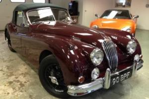 1956 JAGUAR 3.8 JAGUAR XK140 Photo