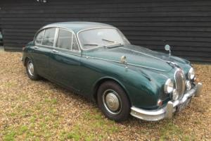 1965 Jaguar MK II 2.4 Manual