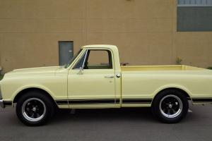 Chevrolet : C-10 Short Box - High Quality Complete Resto