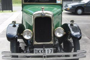 1930 Triumph Baby Super 7 Photo