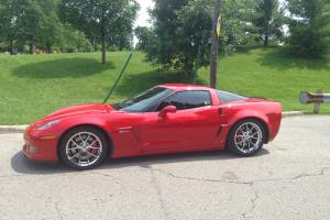 Chevrolet : Corvette Z06 HARD TOP COUPE 2LZ
