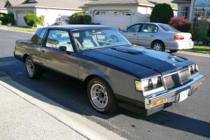 Buick : Regal T-Type