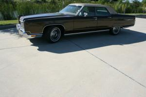 Lincoln : Continental Rare Town Car Option