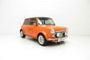 A One-Off Creation Mini Cooper Replica Known as 'Tango'
