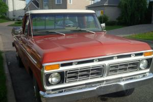 Ford : Other Pickups CUSTOM 250