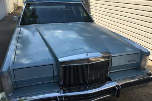 Lincoln : Continental Mark VI