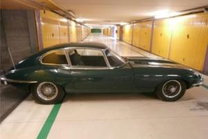 Jaguar E-Type 1969 4.2 2+2