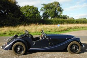 MORGAN Plus 4 2.0 TwinCam 2 seater