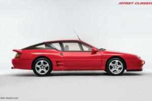 Renault Alpine A610 // Flat Red // 1992