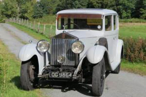 1931 Rolls-Royce 20/25 Thrupp & Maberley Limousine GOS23 Photo