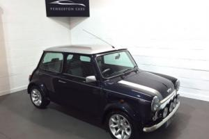 ROVER Classic Mini Cooper 1.3i Sport 500 2dr Saloon Petrol Manual Anthracite Photo