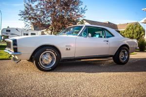 Chevrolet : Camaro RS/SS 396 Coupe