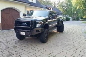 Ford : F-350 CREW CAB KING RANCH