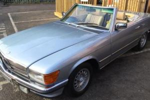 Beautiful Classic 1981 Mercedes-Benz SL280 Convertible