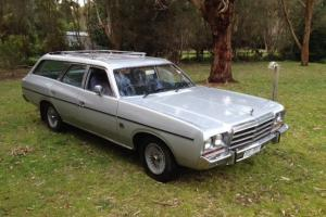 CM Chrysler Regal Station Wagon 1979 in VIC