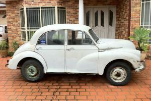 Morris Minor Sedan 1957 in NSW