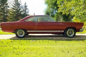 Ford : Fairlane GTA