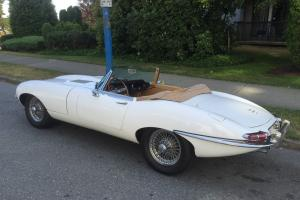 Jaguar : E-Type NEW Photo