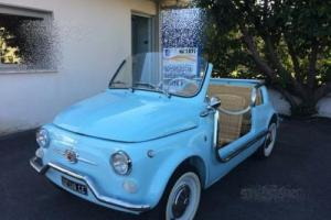 Fiat 500 JOLLY GHIA REPLICA