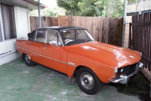 1972 Rover P6B 3500 V8 Auto in QLD
