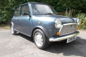 1990 Rover MINI 1000 CITY E **GENUINE 2 OWNER CAR WITH JUST 14,000 MILES**