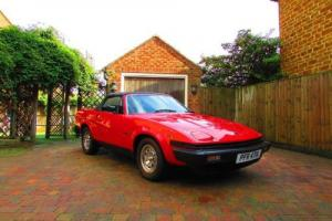 Triumph TR7 Photo