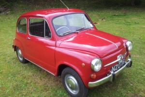 Fiat 600 D IN STUNNING CONDITION