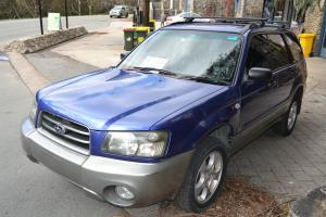 Subaru Forester XS Luxury 2004 4D Wagon Automatic 2 5L Multi Point