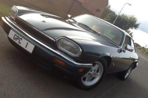 """Jaguar XJS 4.0 auto """" STUNNING EXAMPLE """" Becoming Very Collectable """""""