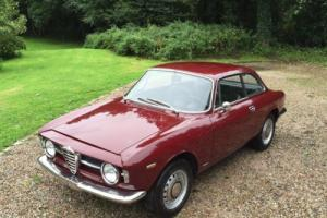 1969 Alfa Romeo 1300 GT Junior
