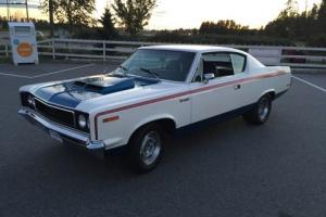 AMC : Other 1970 AMC REBEL MACHINE