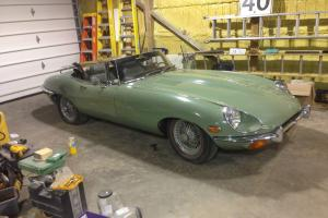 Jaguar : E-Type XKE OTS Photo