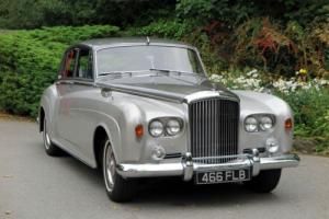 1963 Bentley S3 Saloon B368CN
