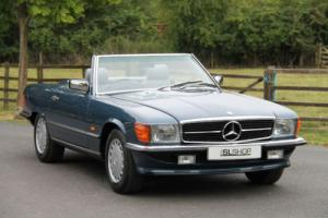 Mercedes-Benz 300SL | Just 21K Miles | Rear Seats | Grey Leather
