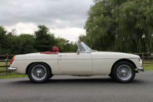 MGB | Less than 1000 miles since full rebuild by CHL Photo