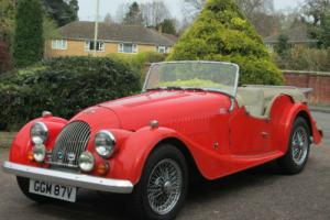 1980 Morgan 4/4 1.6 ENGINE. 2+2 4 SEATER. ONLY 30,000 MILES. ORIGINAL CONDITION