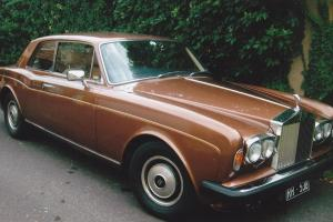 Rolls Royce Corniche 1980 2D Saloon Automatic 6 8L Twin Carb Seats Photo